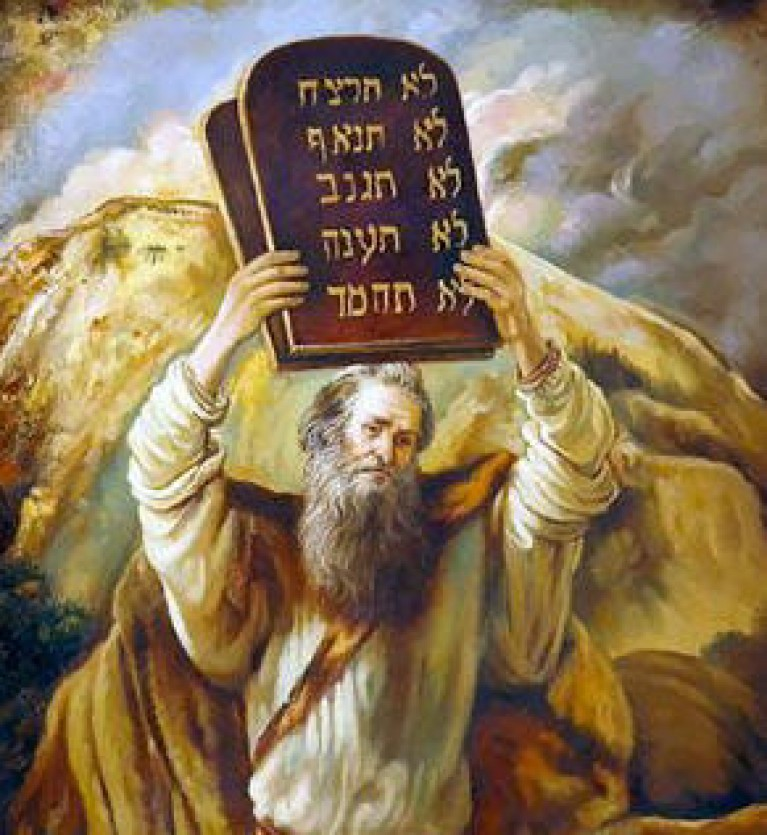 relationship between god and the torah