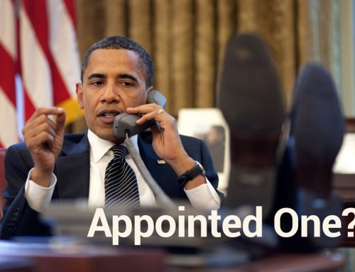 Will Obama Become the Appointed Leader of this World?